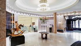 Grand Hotel Oslo by Scandic - Oslo - Lobby