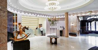 Grand Hotel Oslo by Scandic - Oslo - Lobby