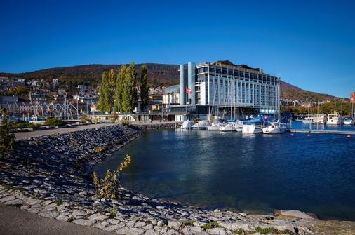 Best Western PREMIER Hotel Beaulac - Neuchâtel - Building