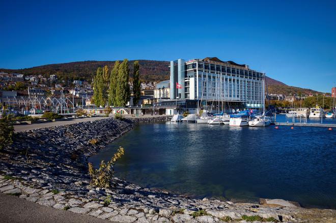 Best Western PREMIER Hotel Beaulac - Neuchâtel - Κτίριο