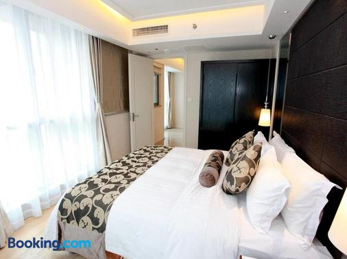 The Cumberland Boutique Hotel - Nanjing - Bedroom
