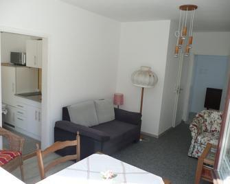 Bright newly renovated small apartment - Malente