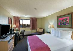 Oxford Inn & Suites Lancaster - Lancaster - Makuuhuone
