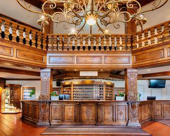 Welcome Hotel & Freizeitpark Dorf Muensterland - Legden - Rezeption