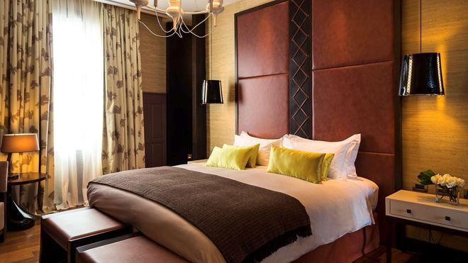 索菲特蒙得維的亞卡拉斯科賭場暨溫泉酒店 - 蒙特維多 - 蒙得維亞(烏拉圭) - 臥室