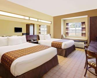 Microtel Inn & Suites by Wyndham Prairie du Chien - Prairie du Chien - Slaapkamer