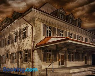 Boutique Hotel Spedition - Thun - Gebouw