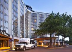 Pacific Gateway Hotel at Vancouver Airport - Richmond - Edificio