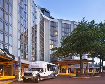 Pacific Gateway Hotel at Vancouver Airport - Richmond - Gebouw