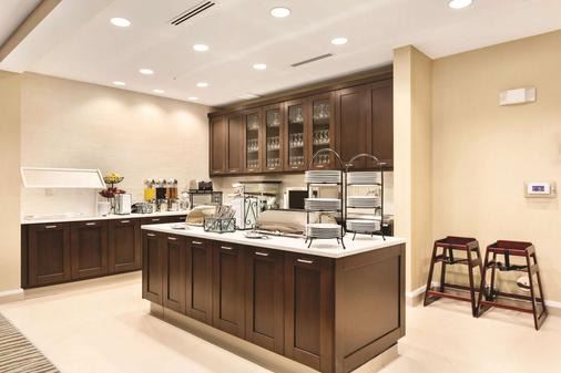Homewood Suites by Hilton Atlanta Airport North - Atlanta - Buffet