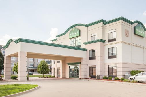 Wingate by Wyndham Champaign - Champaign - Building