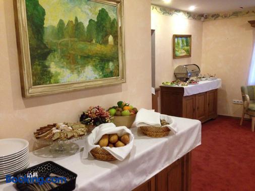 Hotel Villa Franca - Sighisoara - Buffet