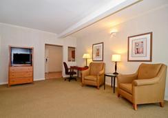 Best Western De Anza Inn - Monterey - Living room