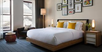 Kimpton Schofield Hotel - Cleveland - Phòng ngủ
