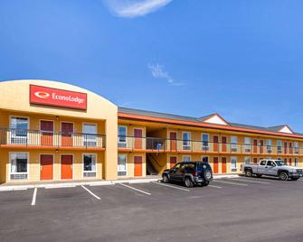 Econo Lodge - Gaffney - Building