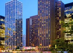 Hyatt Regency Chicago - Chicago - Building