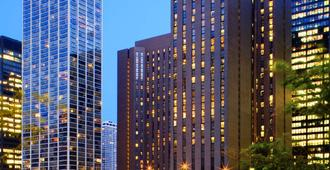 Hyatt Regency Chicago - Chicago - Edificio