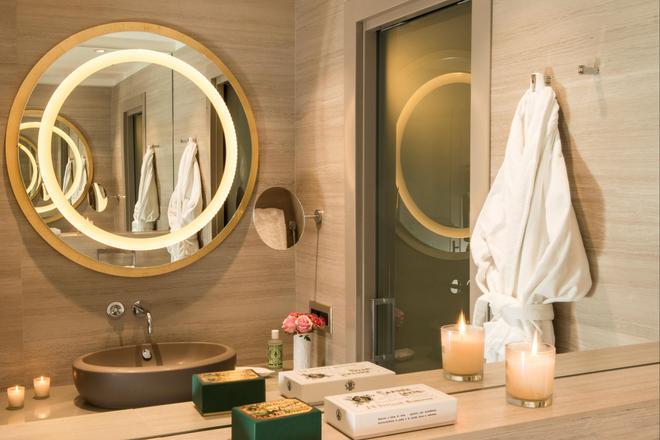 Rosa Grand Milano - Starhotels Collezione - Mailand - Bad