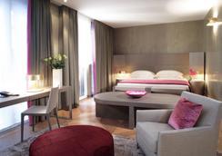 Rosa Grand Milano - Starhotels Collezione - Mailand - Schlafzimmer