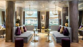 Rosa Grand Milano - Starhotels Collezione - Milaan - Huiskamer