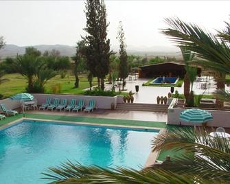 Le Zat - Ouarzazate - Pool
