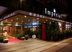 Imperial Hotel - Copenhagen - Building