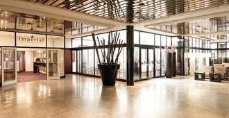 Imperial Hotel - Copenhagen - Lobby