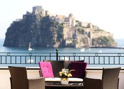 Hotel Ulisse - Ischia - Balcón