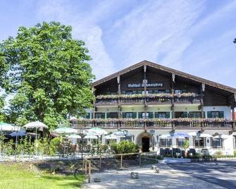 Landgasthof Schwarzberg - Inzell - Building