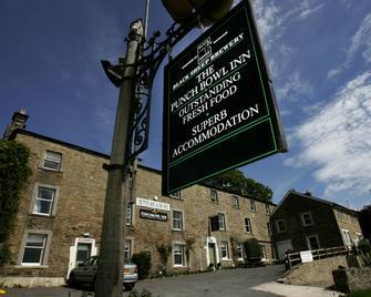 The Punch Bowl Inn - Richmond - Edificio