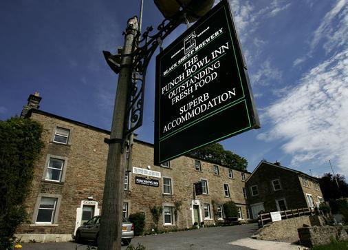 The Punch Bowl Inn - Richmond - Κτίριο