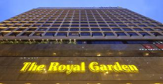 The Royal Garden - Hongkong - Rakennus