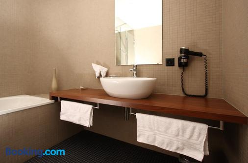 Seehotel Gotthard - Weggis - Bathroom