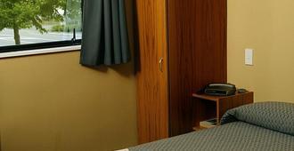 Rose City Motel - Palmerston North - Kamar Tidur