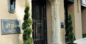 The St. Regis Hotel - Vancouver - Vista del exterior