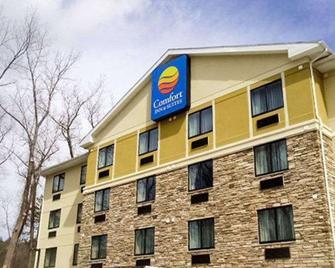 Comfort Inn and Suites Brattleboro I-91 - Brattleboro - Gebäude