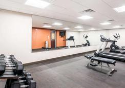Comfort Inn & Suites - Brattleboro - Gym