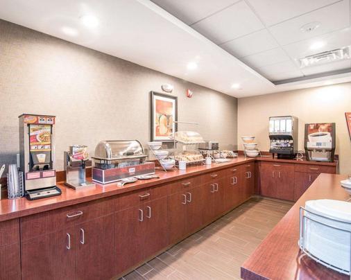 Comfort Inn & Suites - Brattleboro - Buffet