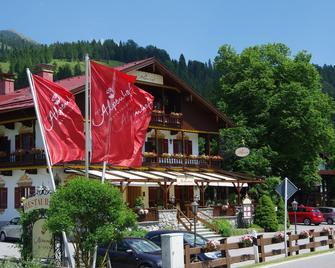Deva Hotel Alpenhof - Bayrischzell - Gebäude