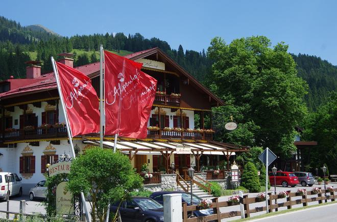 Der Alpenhof - Bayrischzell - Bâtiment