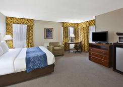 Quality Inn Grand Blanc - Grand Blanc - Bedroom