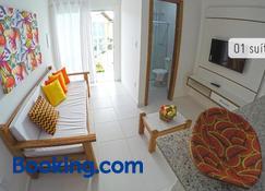 Apartamento Mont Carmelo - Porto Seguro - Sala de estar