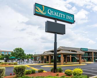 Quality Inn Manassas - Manassas - Building