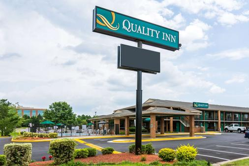 Quality Inn - Manassas - Toà nhà
