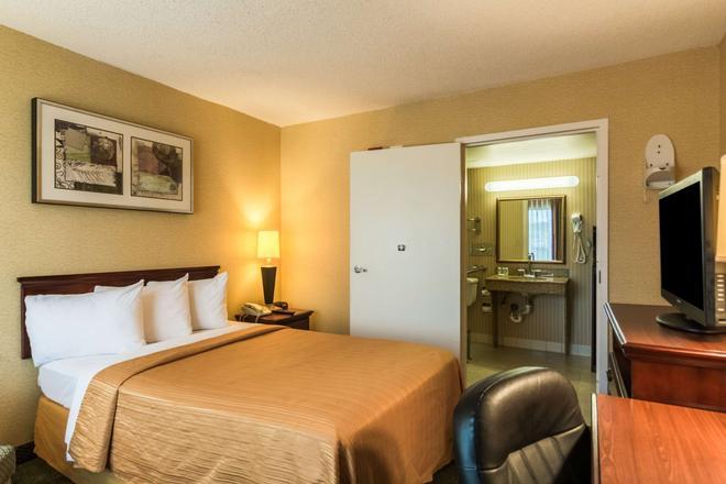 馬納薩斯優質酒店 - 馬納沙斯 - 馬納薩斯 - 臥室