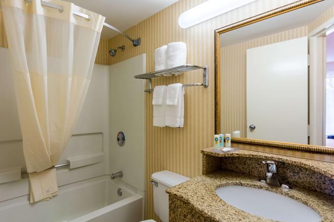 馬納薩斯優質酒店 - 馬納沙斯 - 馬納薩斯 - 浴室