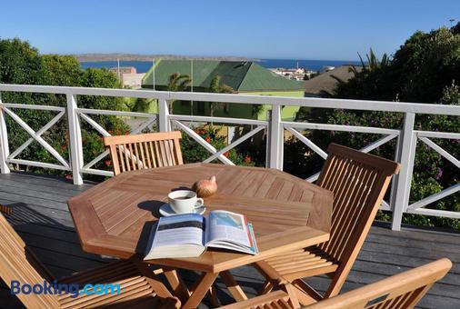 Alte Villa Gästehaus - Lüderitz - Balcony