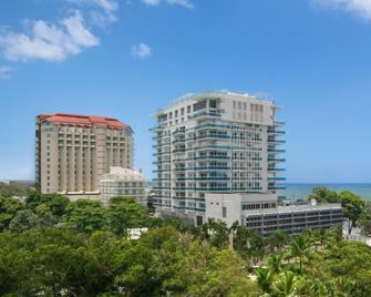 Sheraton Santo Domingo Hotel - Santo Domingo - Edificio