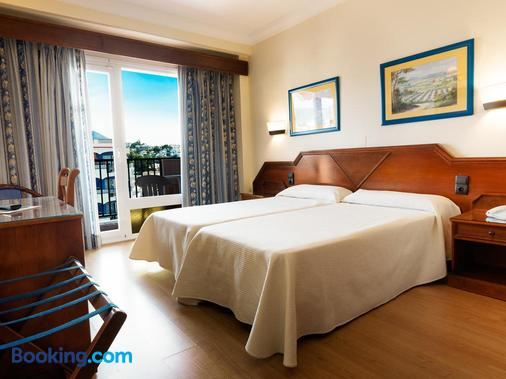 Hotel Monarque Fuengirola Park - Fuengirola - Makuuhuone