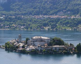 Piccolo Hotel Olina - Orta San Giulio - Outdoors view
